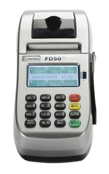 First Data FD50Ti
