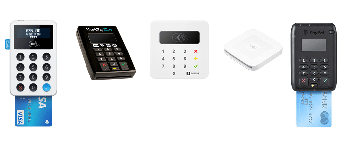 iZettle vs Paypal, Worldpay, Square & Sumup: 2018 Reader Comparison