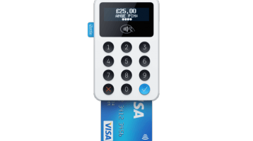 card machine for small business