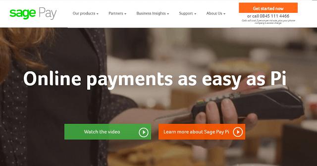 SagePay Online